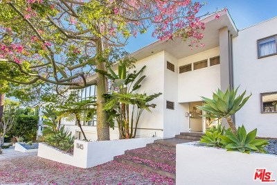 West Hollywood Condo/Townhouse For Sale: 1145 Larrabee Street #11