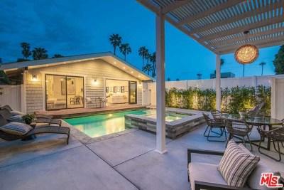 Los Angeles Single Family Home For Sale: 1527 N Curson Avenue