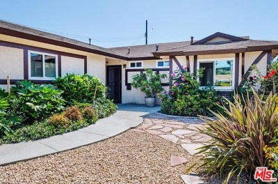 Torrance Single Family Home For Sale: 20809 Orchard Avenue