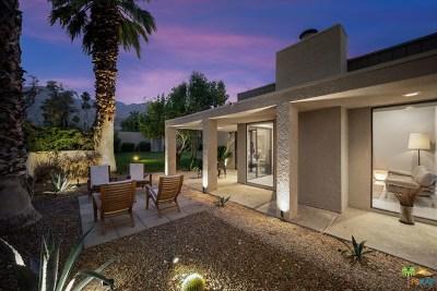 Palm Springs Condo/Townhouse For Sale: 1857 S La Paloma Drive