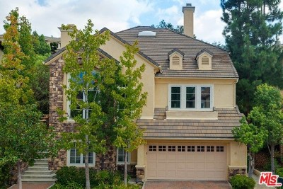 Los Angeles Single Family Home For Sale: 2378 Buckingham Lane