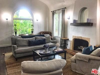 Studio City Single Family Home For Sale: 12026 Laurel Terrace Drive