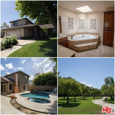 Huntington Beach Single Family Home For Sale: 8412 Millbridge Circle