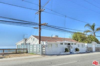 Malibu Single Family Home For Sale: 19902 Pacific Coast Highway