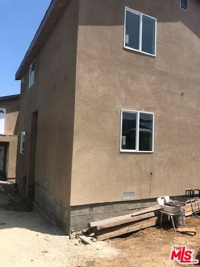 Los Angeles County Multi Family Home For Sale: 3307 Estrada Street