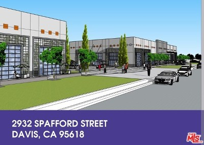 Davis Residential Lots & Land For Sale: 2932 Spafford St