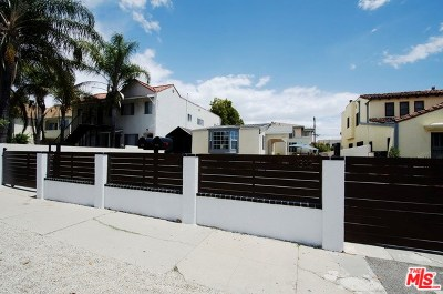 Los Angeles County Multi Family Home For Sale: 1332 S Rimpau Boulevard