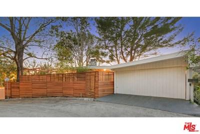 Hollywood Single Family Home For Sale: 3133 Hollyridge Drive