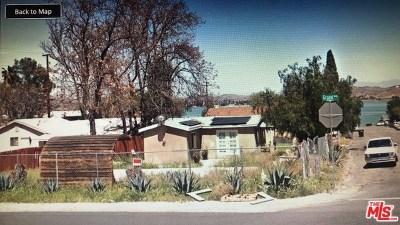 Lake Elsinore Single Family Home For Sale: 32991 Urban Avenue