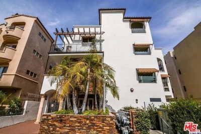 Toluca Lake Condo/Townhouse For Sale: 10913 Whipple Street #202