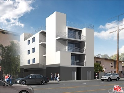 North Hollywood Multi Family Home For Sale: 5233 Cahuenga Boulevard