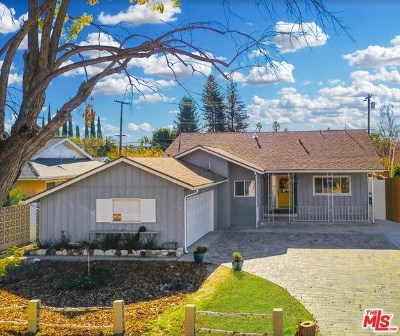 Canoga Park Single Family Home For Sale: 21708 Arminta Street