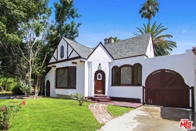 Los Angeles County Single Family Home For Sale: 1118 S Elm Drive