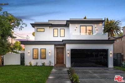 Sherman Oaks Single Family Home Active Under Contract: 15202 Hartsook Street