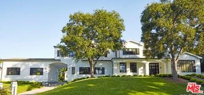 Single Family Home For Sale: 16810 Bajio Road