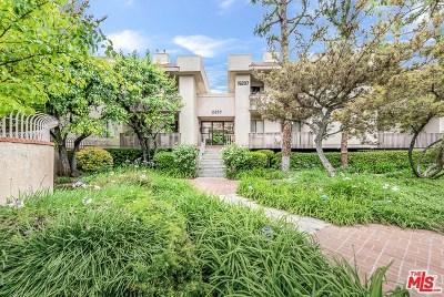 Sherman Oaks Condo/Townhouse For Sale: 15207 Magnolia #124