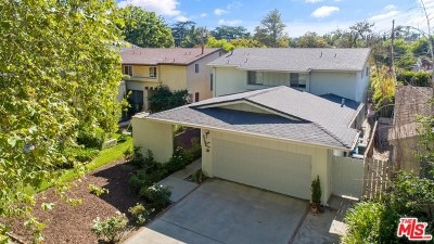 Studio City Single Family Home For Sale: 4233 Goodland Avenue