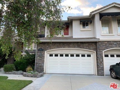 Upland Single Family Home Active Under Contract: 185 W Winslow Street