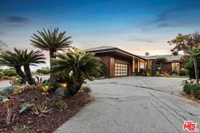 Rancho Palos Verdes Single Family Home For Sale: 6112 Via Subida