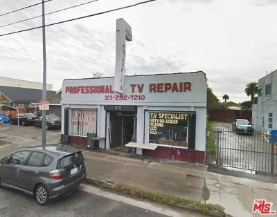 Los Angeles Multi Family Home For Sale: 1576 W Vernon Avenue
