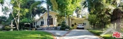 La Canada Flintridge Single Family Home For Sale: 721 Craig Avenue