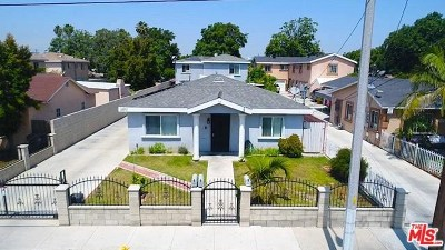 Lynwood Multi Family Home For Sale: 12701 Waldorf Drive
