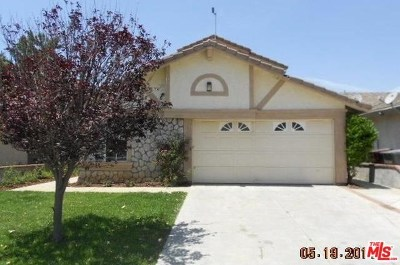 Moreno Valley CA Single Family Home For Sale: $342,500