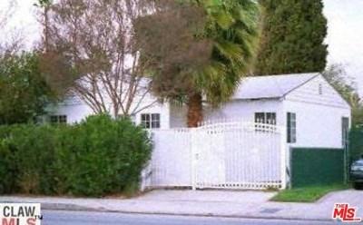 Sherman Oaks Multi Family Home For Sale: 14409 Magnolia