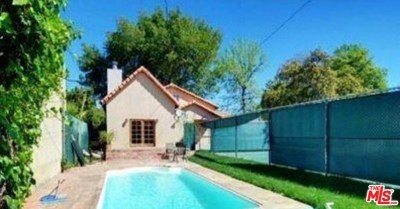 North Hollywood Single Family Home For Sale: 11612 La Maida Street
