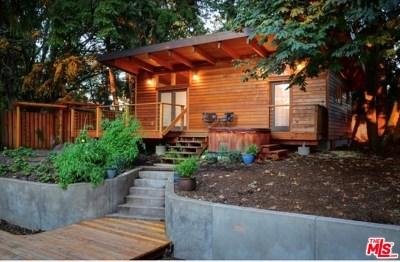 Tujunga Single Family Home For Sale: 6237 Blanchard Canyon Rd