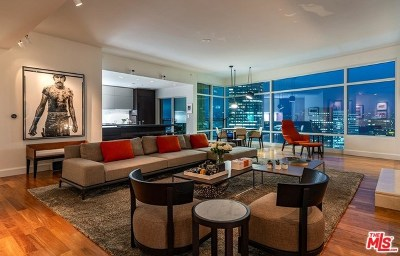 Los Angeles Condo/Townhouse For Sale: 1 W Century Drive #29C