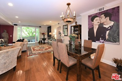 Studio City Condo/Townhouse For Sale: 12050 Guerin Street #204