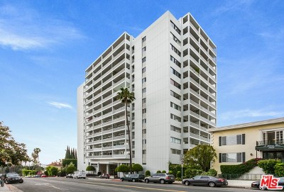 West Hollywood Condo/Townhouse For Sale: 999 N Doheny Drive #307
