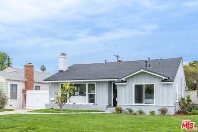 Sherman Oaks Single Family Home For Sale: 14327 Martha Street