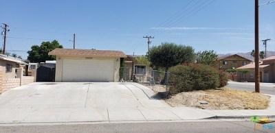 Desert Hot Springs Single Family Home For Sale: 66240 Desert View Avenue