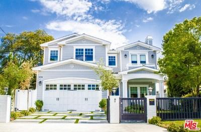 Encino Single Family Home For Sale: 15714 Morrison Street