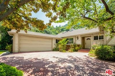 Sherman Oaks Single Family Home For Sale: 3351 Longridge Avenue