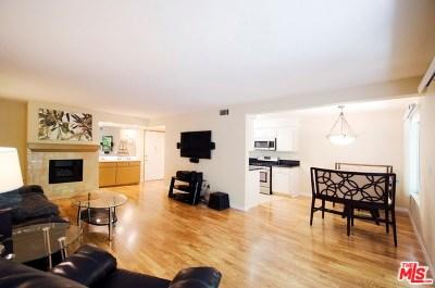 Sherman Oaks Condo/Townhouse For Sale: 4536 Colbath Avenue #103