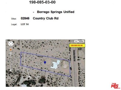 Residential Lots & Land For Sale: 2846 Country Club Road