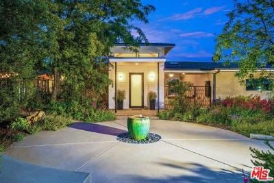 Topanga Single Family Home For Sale: 3150 Santa Maria Road