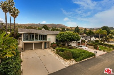 Rancho Palos Verdes Single Family Home For Sale: 13 Sea Cove Drive