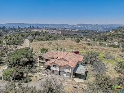 Fallbrook Single Family Home For Sale: 2628 Doville Ranch Road