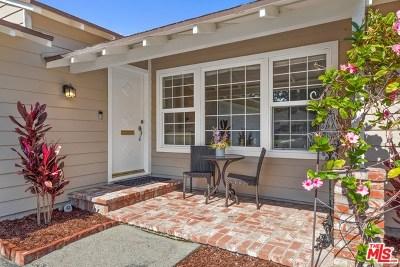 Sherman Oaks Single Family Home For Sale: 4900 Van Noord Avenue