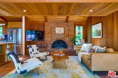 Topanga Single Family Home For Sale: 22910 Portage Circle Drive