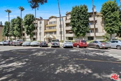 Long Beach Condo/Townhouse For Sale: 645 Chestnut Avenue #319