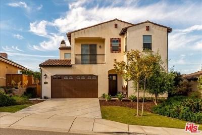 Santa Maria Single Family Home For Sale: 766 Calle De La Rosa