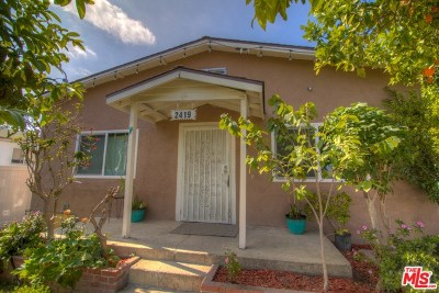 Compton Single Family Home For Sale: 2419 E Oris Street