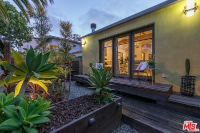 Los Angeles County Single Family Home For Sale: 13263 Venice