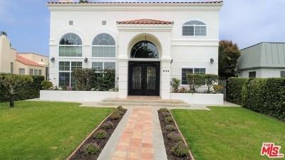 Santa Monica Single Family Home For Sale: 833 23rd Street