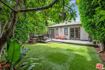 West Hollywood Single Family Home For Sale: 362 Westbourne Drive